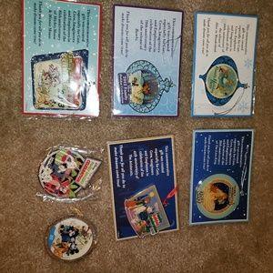 Disney Christmas Ornaments 2011 To 2017